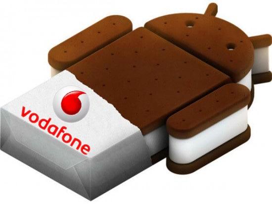 ice cream vodafone