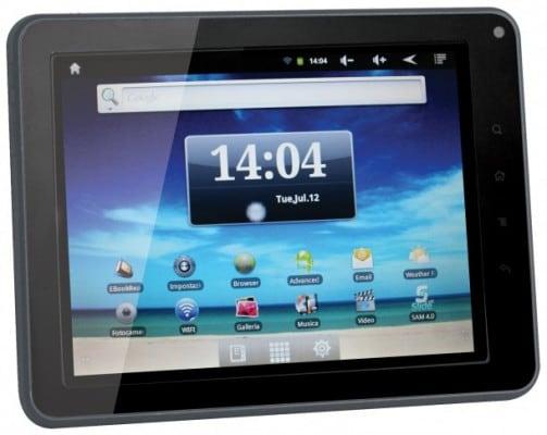 Mediacom rilascia Ice Cream Sandwich per Smart Pad 810c e ...