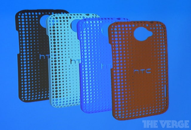 HTC e le nuove cover per lo One X