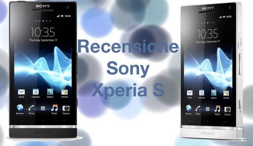 Sony Xperia S, recensione completa