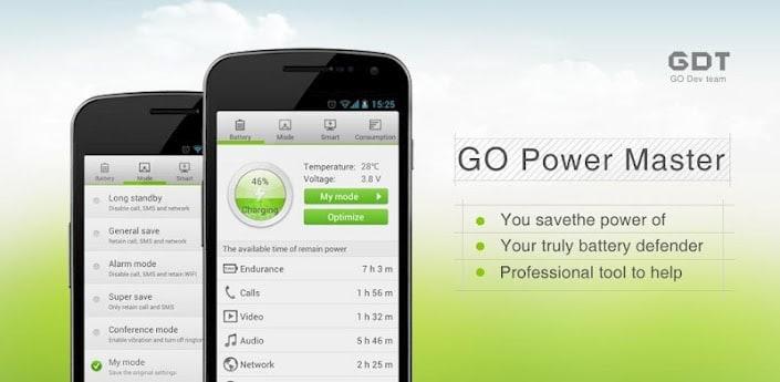 Go Power Master