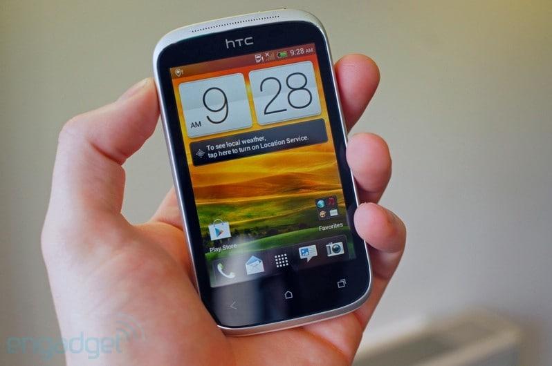 HTC Desire C (2)