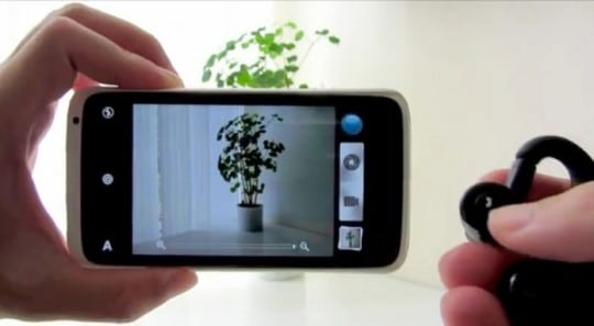 La fotocamera di HTC One X nasconde controlli Bluetooth