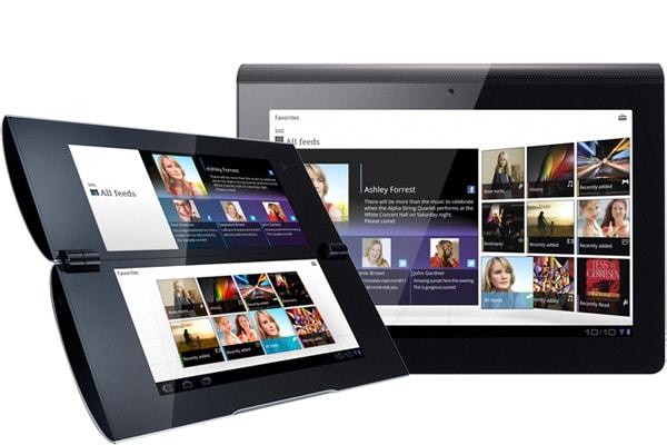sony tablet s p