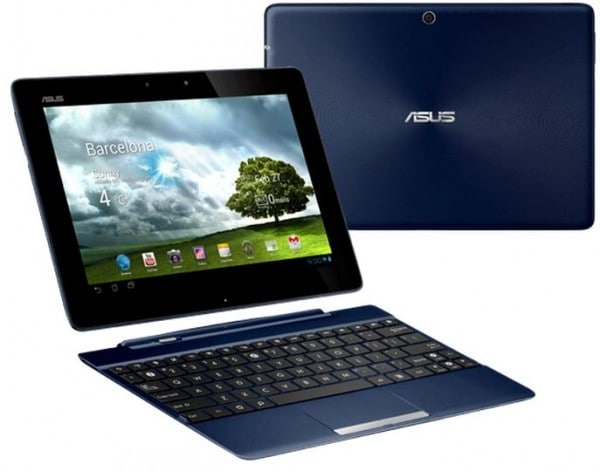 Minor update per Asus Transformer Pad 300