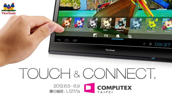 viewsonic tablet 22