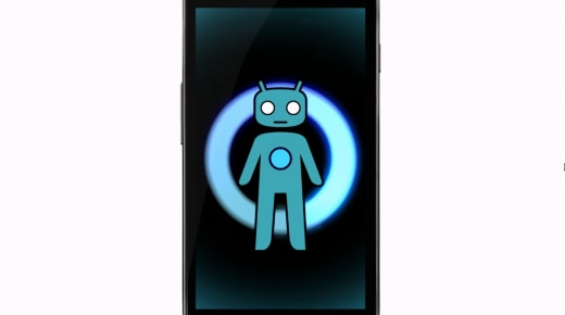 CyanogenMod 9 Cid boot animation