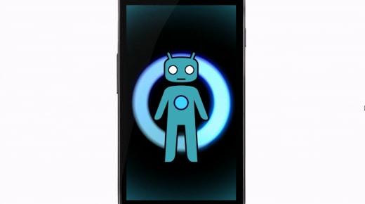 CyanogenMod 9 Cid boot animation