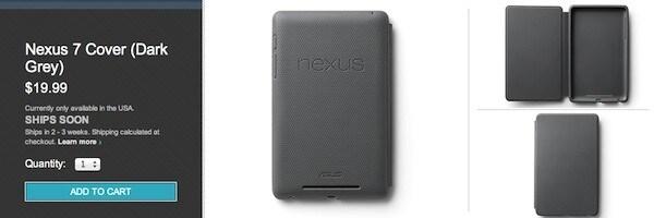 Nexus 7cover