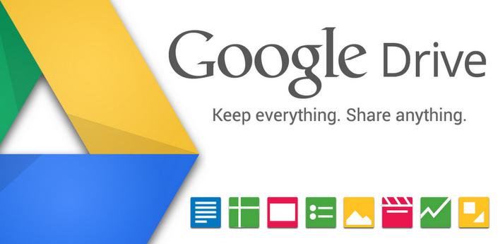 Google Drive 2.2: nuovo menu e drag & drop nell'ultima versione (download apk)