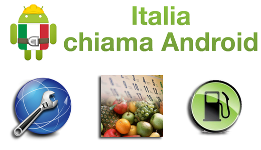 Italia chiama Android - settimana 1