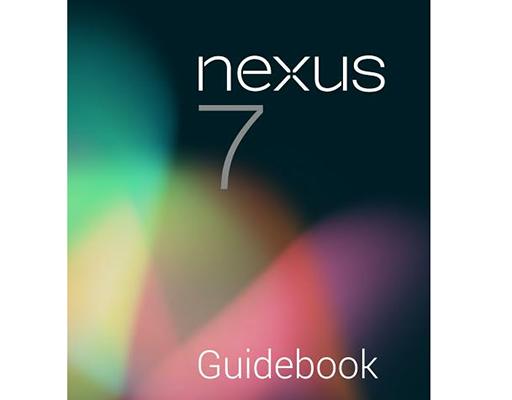 manuale nexus 7
