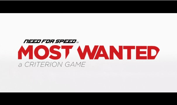 Need for Speed: Most Wanted, primo trailer di EA del gioco in arrivo