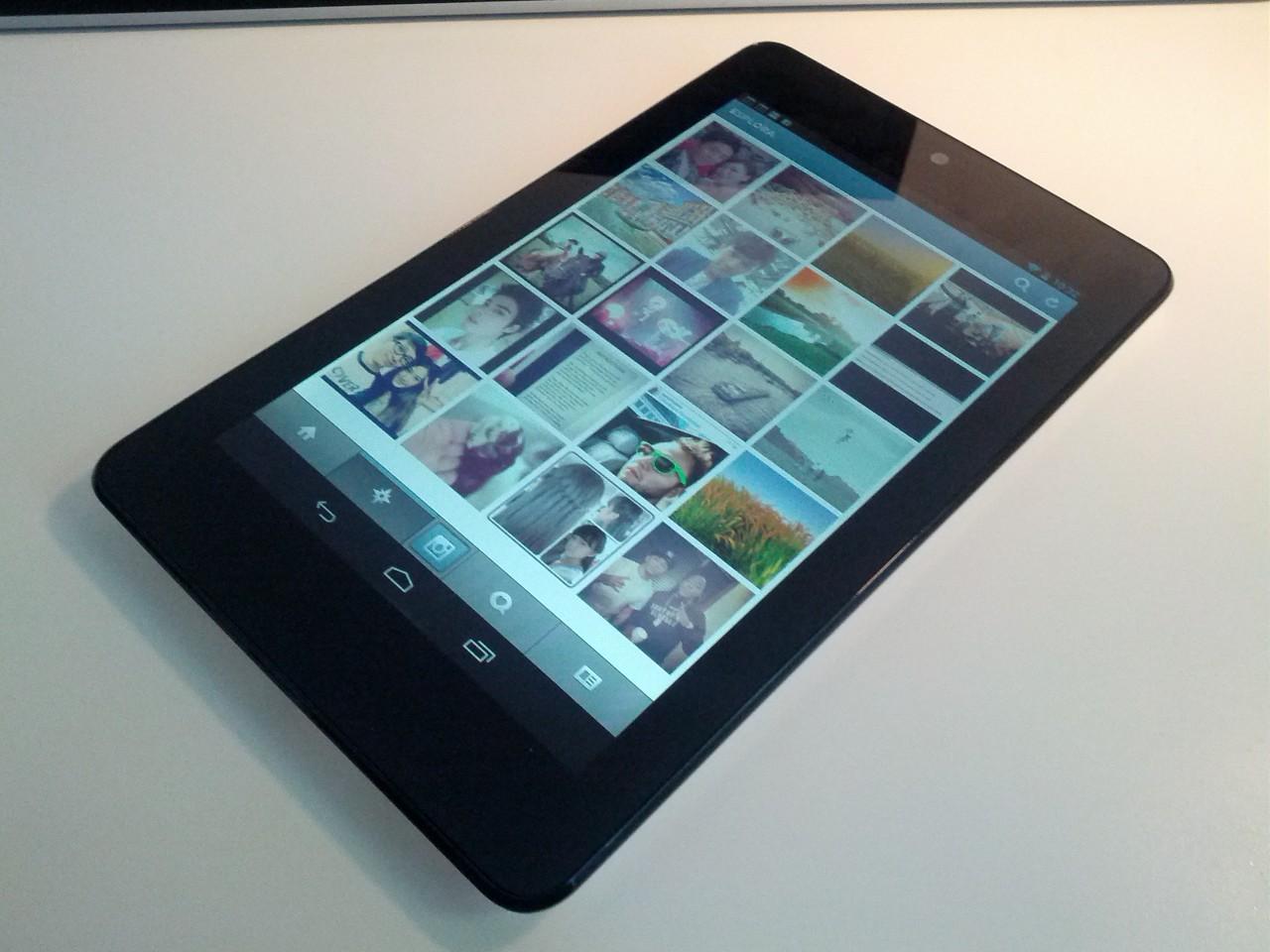 Instagram per Nexus 7