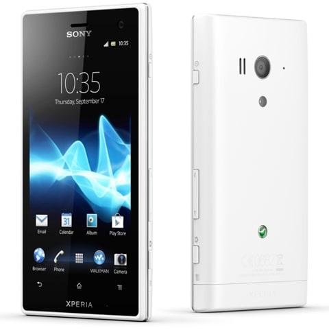 acro S Sony