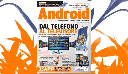 Android Magazine luglio 2012