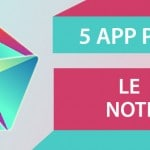 app Android per le note