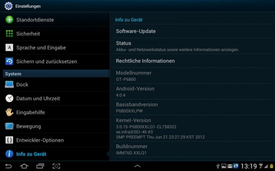 ics galaxy tab 7.7
