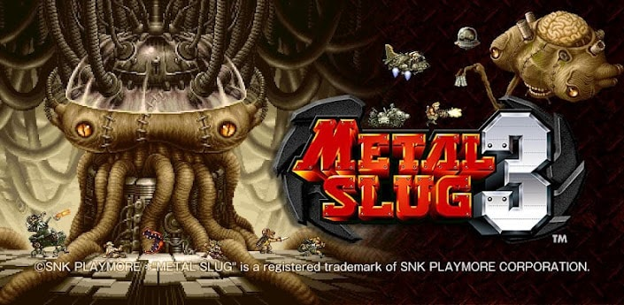 "SNK Playmore rilascia sul Play Store ""Metal Slug 3″ a 5,49€"