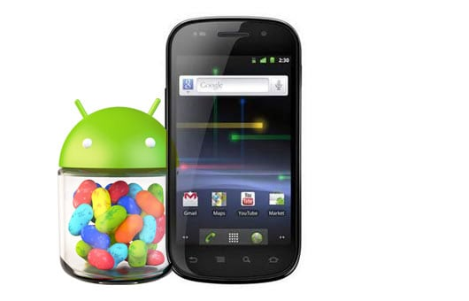 Jelly Bean arriva su Nexus S anche in Italia