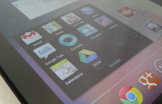 Schermo ASUS Nexus 7