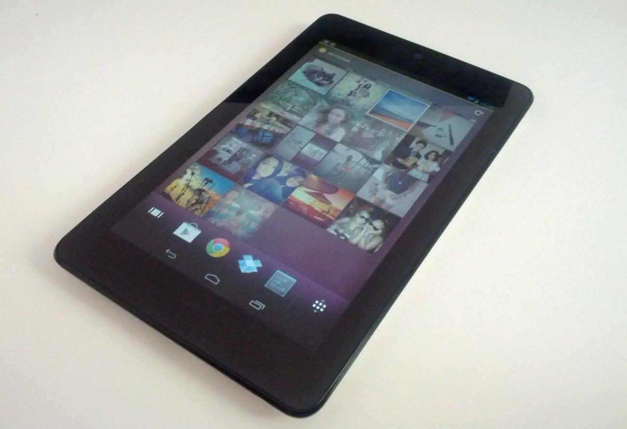 Chameleon su Nexus 7