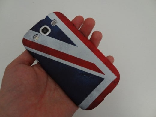 Cover UK per Samsung Galaxy S III 05