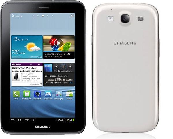 Galaxy tab 2 7.0 S iii