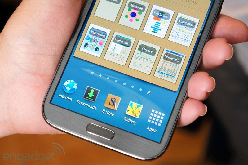 Samsung Galaxy Note II (20)