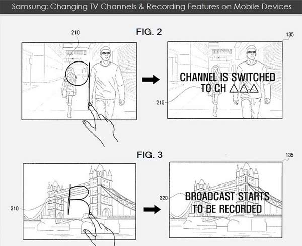 Samsung-TV-Android-patent