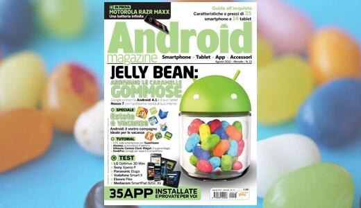Android Magazine 13 agosto