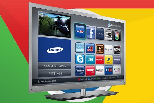 samsung smart google tv