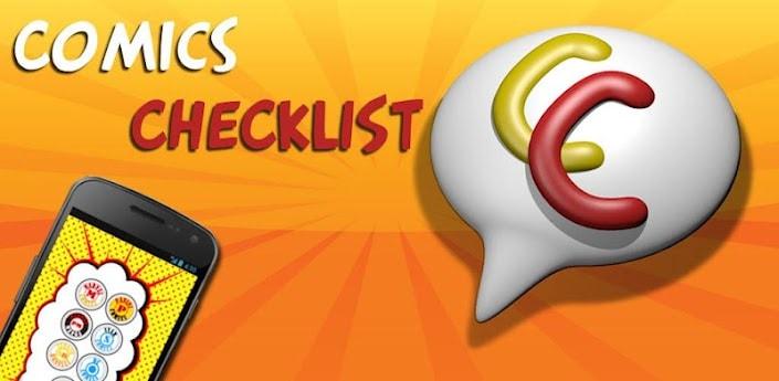 Comics Checklist