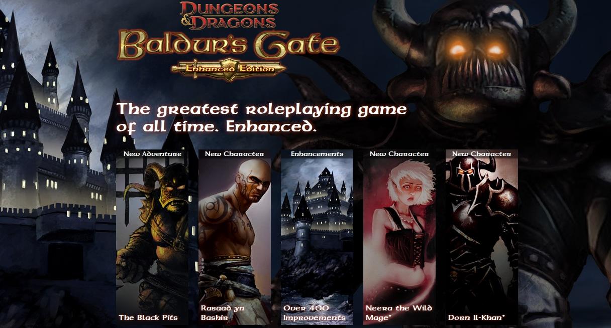 Baldur's Gate Enhanched Edition 1