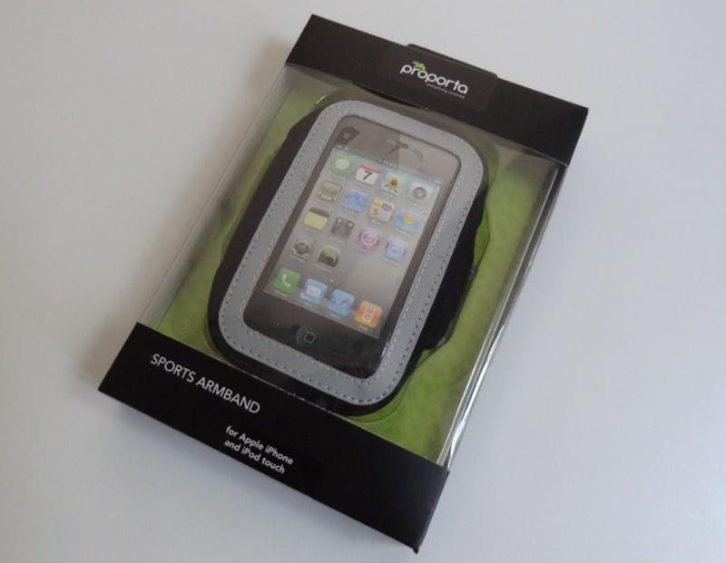 Custodia da braccio proporta per smartphone di piccole for Smartphone piccole dimensioni