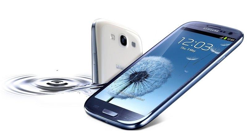 Nuovo aggiornamento per Samsung Galaxy S3 GT-i9300 (foto)