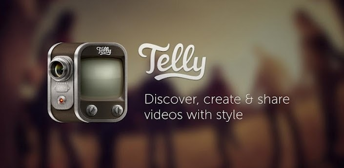 telly - social video network