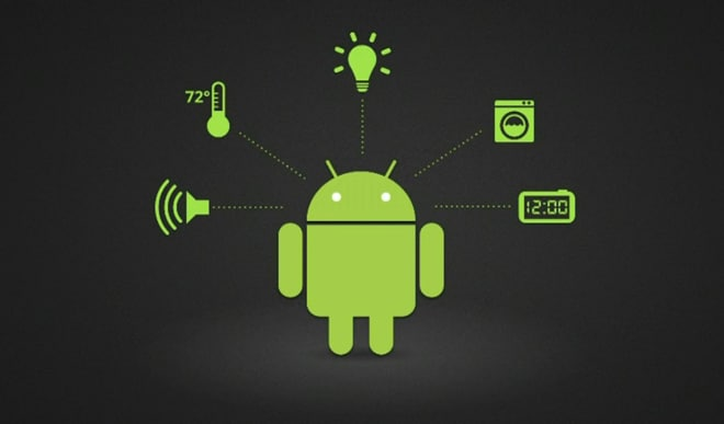 Controlla la tua casa con Android