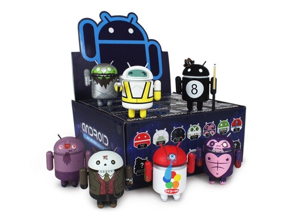 Android Serie 3