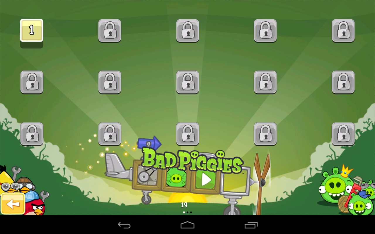 Angry Birds Bad Piggies (2)