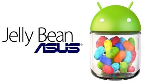 Asus Jelly Bean