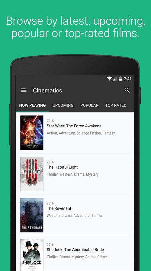 5 Tra Le Migliori App Per Gli Appassionati Di Cinema