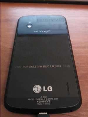 LG Optimus Nexus (2)