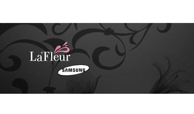 Samsung La Fleur Head