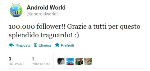 100.000 follower