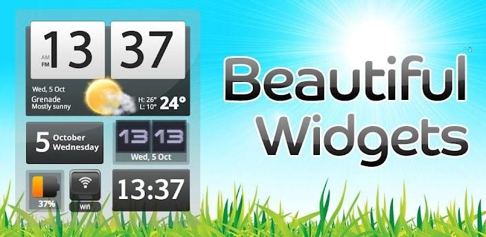 beautifu widgets