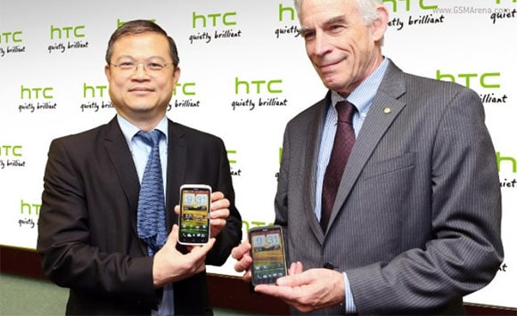 Android 4.1.2 per HTC One X disponibile quest'oggi in Asia
