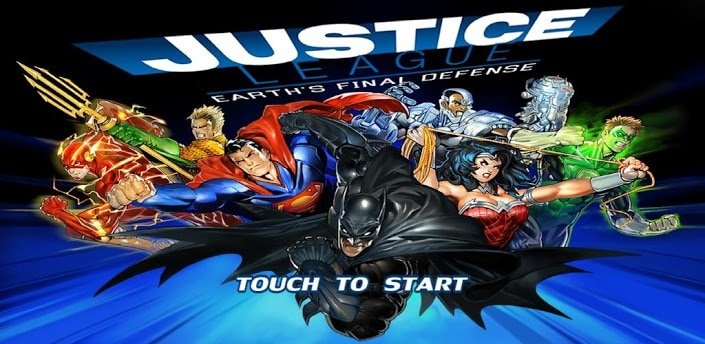 Justice League: Earth Final Defense, il gioco degli eroi DC arriva sul Play Store