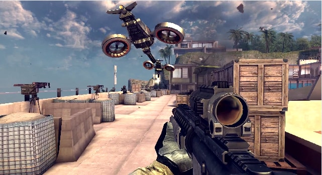 Gameloft mostra Modern Combat 4: Zero Hour in un video diario dello sviluppo