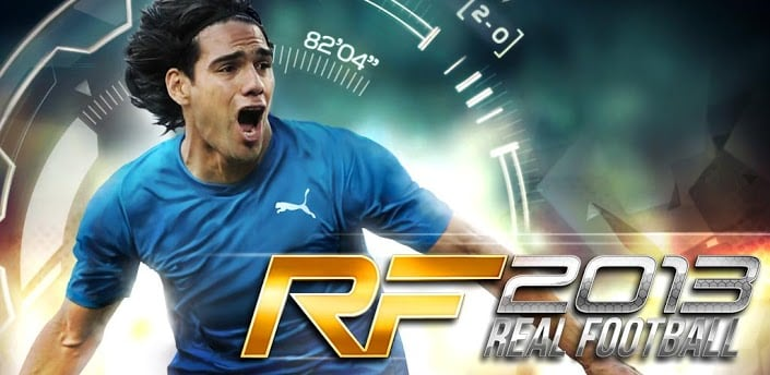Gameloft rilascia Real Football 2013 sul Google Play Store: gratis con in-app purchase